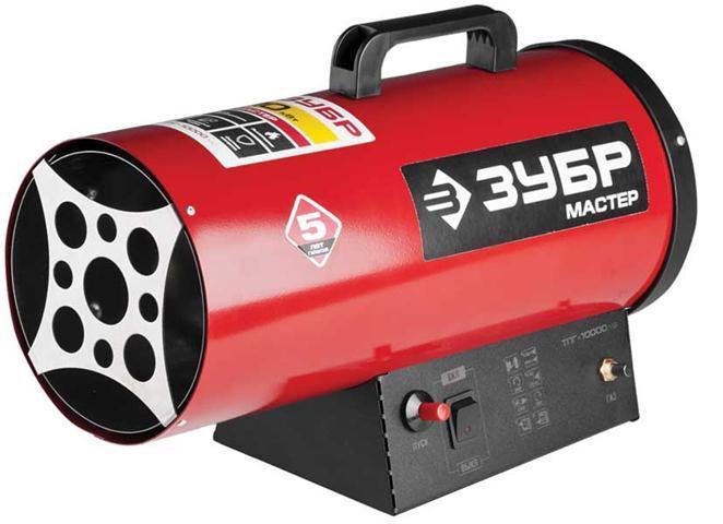 ЗУБР ТПГ-10000_M2 тепловая газовая пушкаЭлектроинструмент<br><br>
