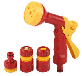 Пистолет-распылитель с соединителями (3/4)Ручной инструмент<br><br>