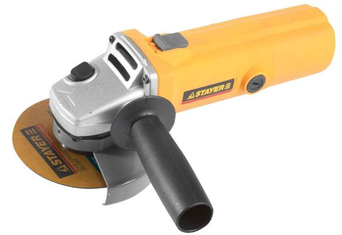STAYER SAG-115-550 углошлифовальная машинаЭлектроинструмент<br><br>