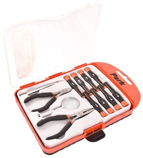 Park набор для точных работ (12 предметов)Ручной инструмент<br><br>